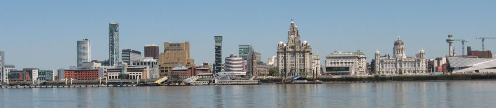Waterfront Liverpool